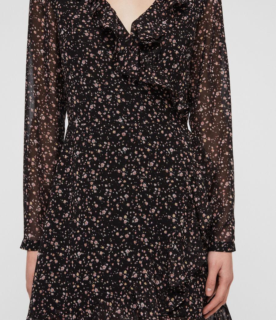 Women's Kiyah Pepper Dress (black) - Image 5