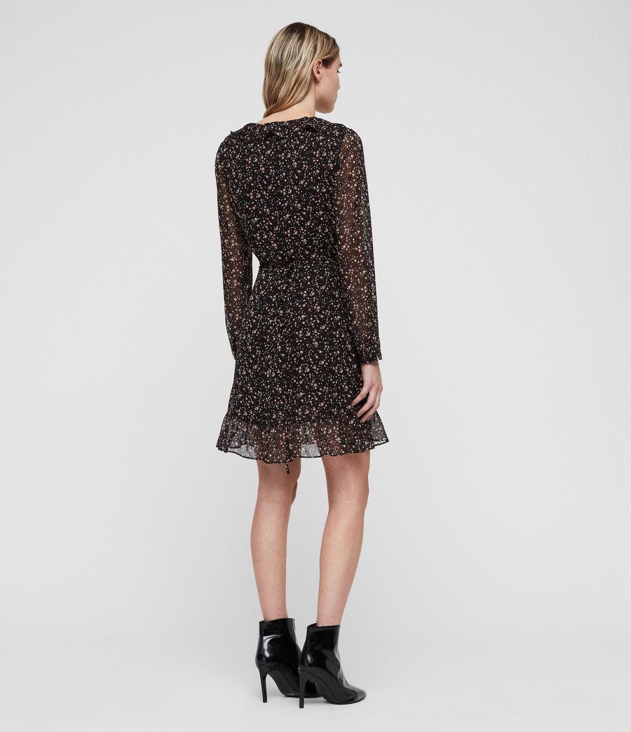Women's Kiyah Pepper Dress (black) - Image 6