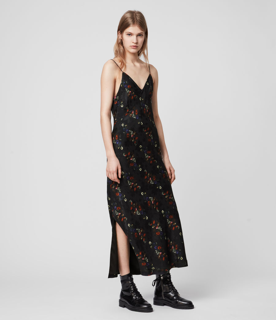 Mujer Melody Spirit Dress (black) - Image 4