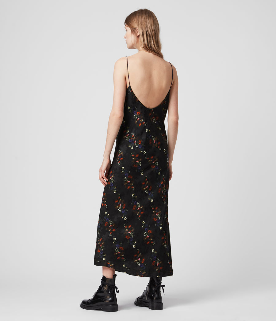 Mujer Melody Spirit Dress (black) - Image 5