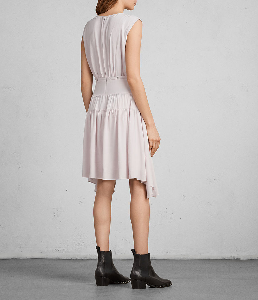 Womens Miller Dress (lilac_pink) - Image 6