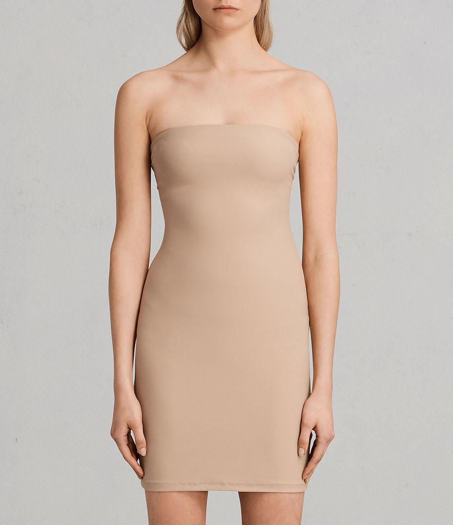 Damen Ballet Bustierkleid (nude) - Image 1