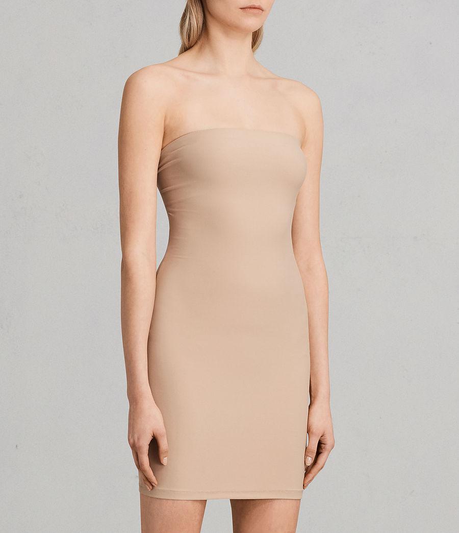 Damen Ballet Bustierkleid (nude) - Image 2