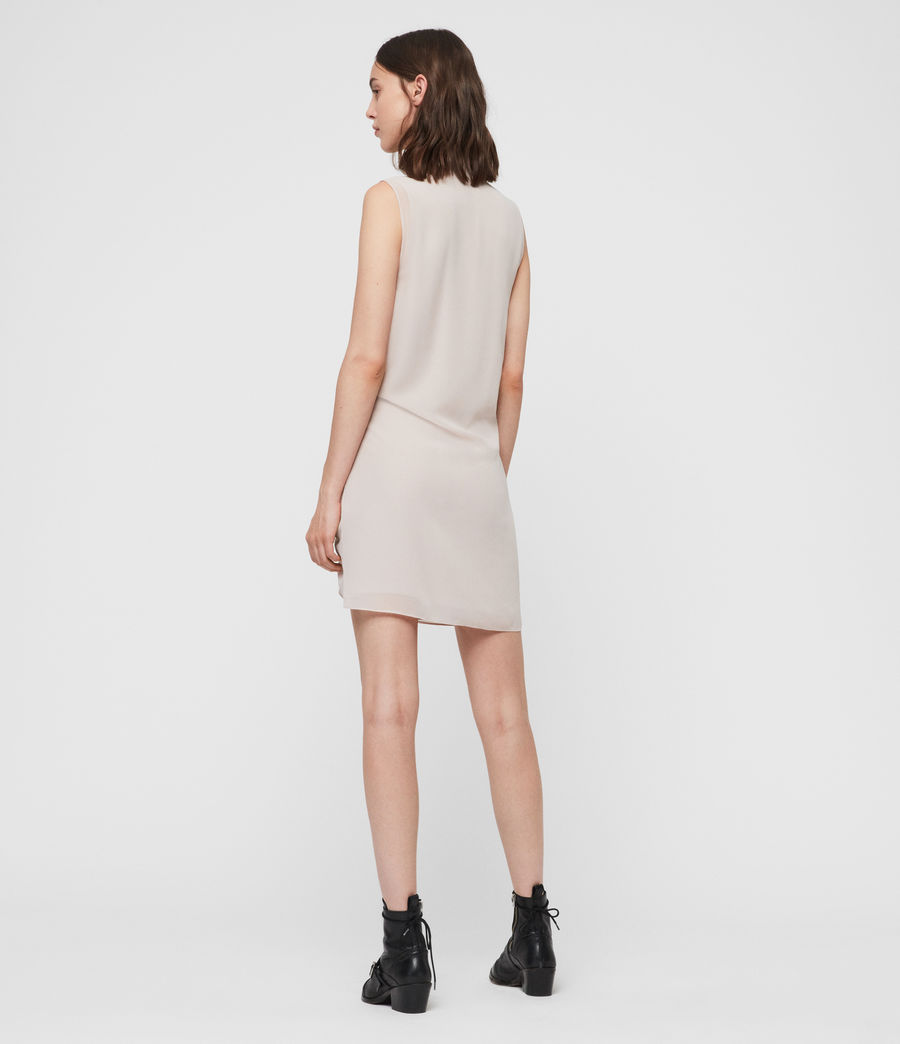 Women's Cathea Dress (washed_pink) - Image 6