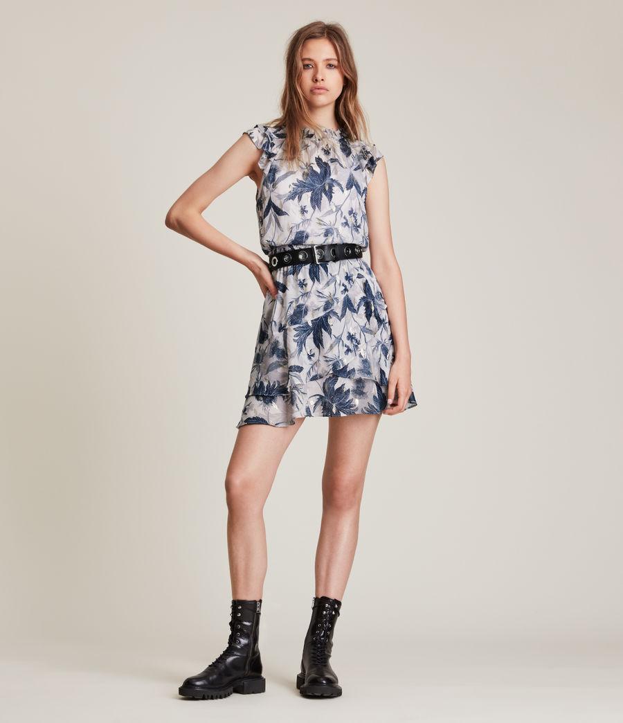 Women's Caylan Harris Dress (blueprint) - Image 5
