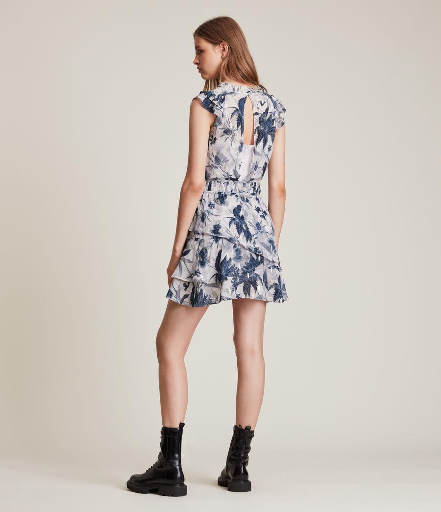 Women's Caylan Harris Dress (blueprint) - Image 6