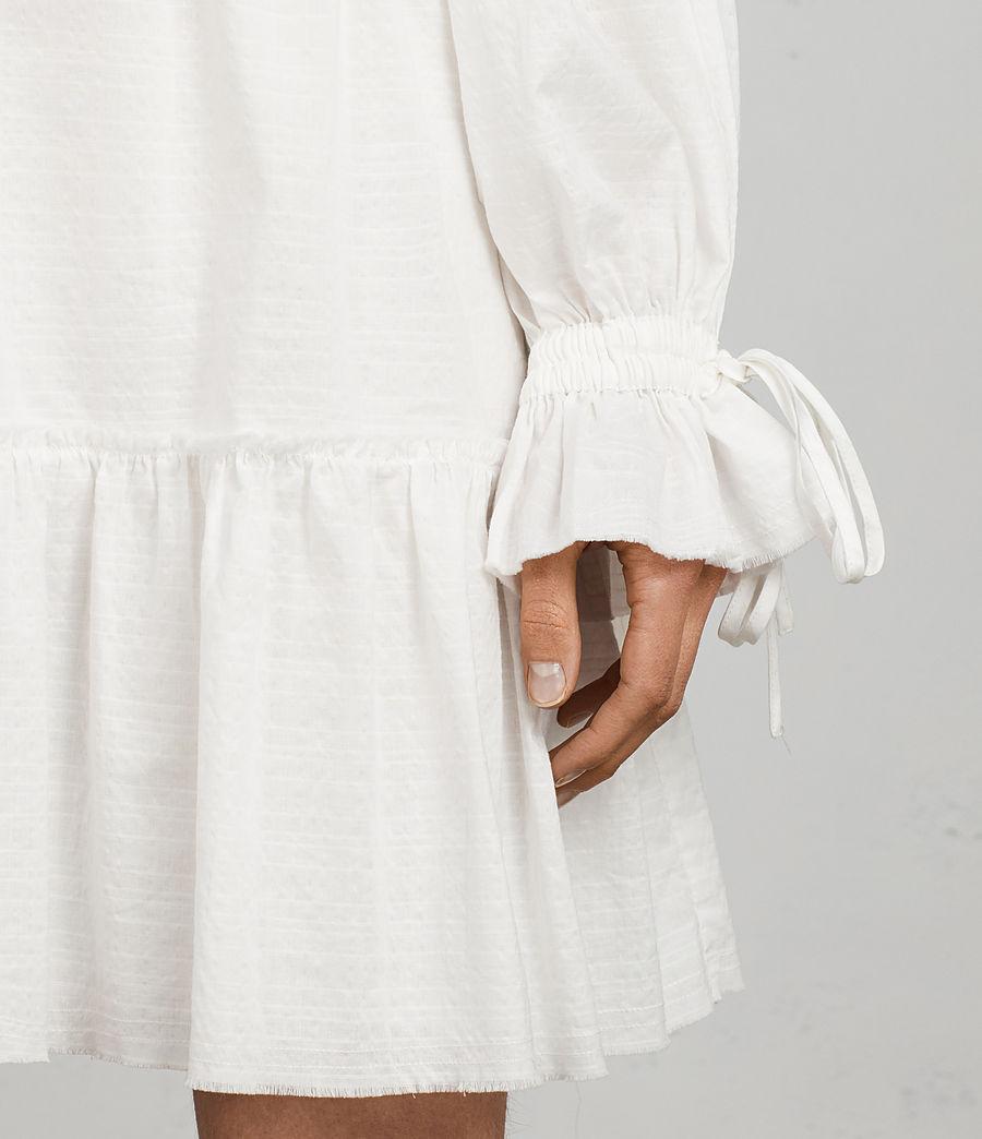 Women's Adara Dress (chalk) - Image 5