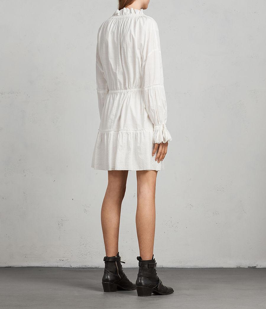 Women's Adara Dress (chalk) - Image 6