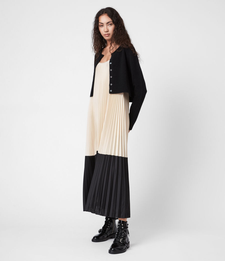Womens Madison 2-in-1 Dress (black_ivory) - Image 1