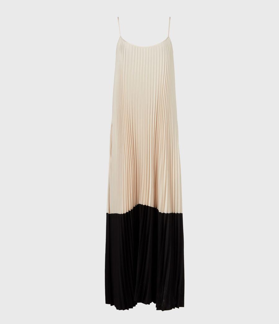 Womens Madison 2-in-1 Dress (black_ivory) - Image 5
