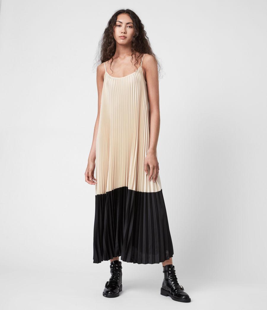 Womens Madison 2-in-1 Dress (black_ivory) - Image 6