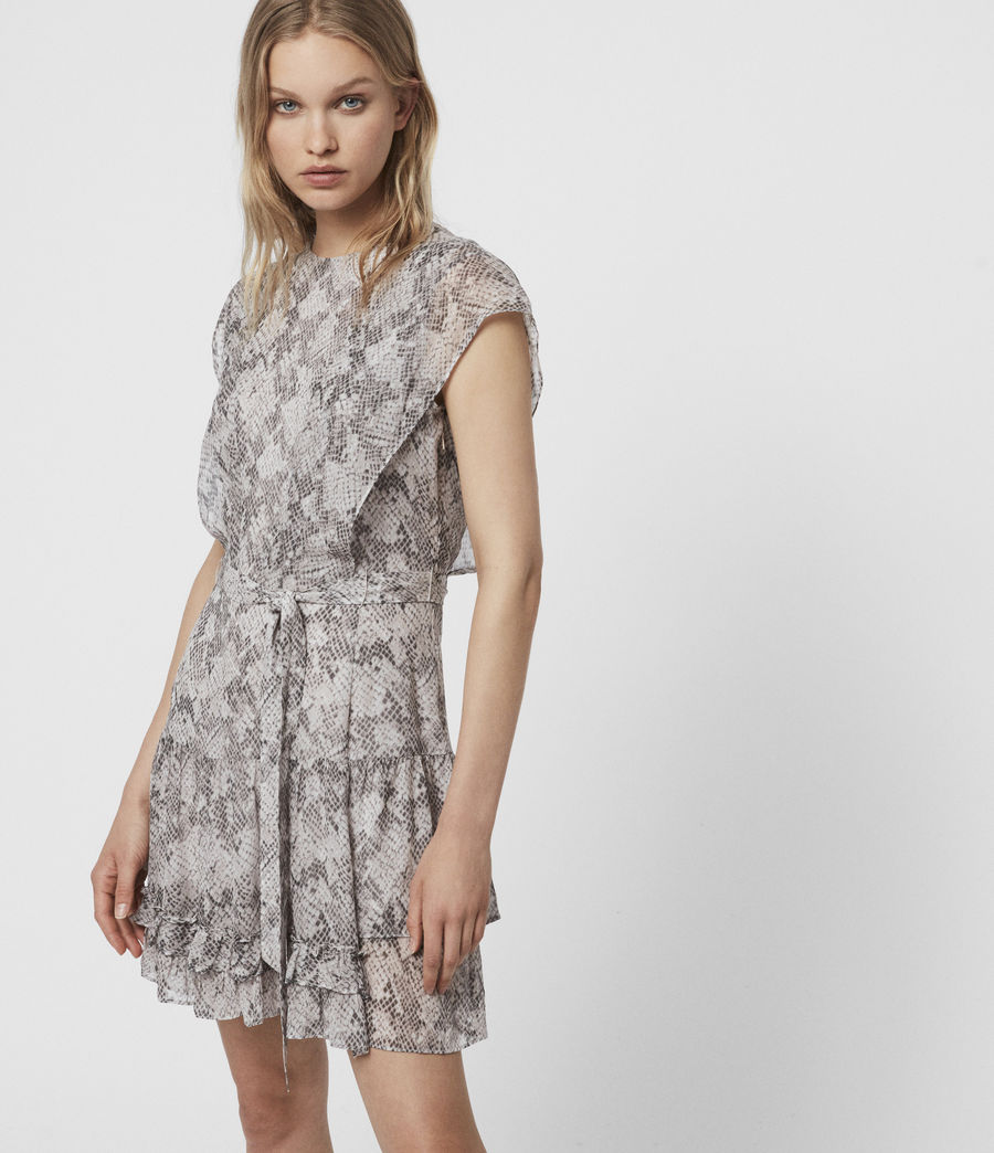 Women's Evely Midgard Dress (grey) - Image 1