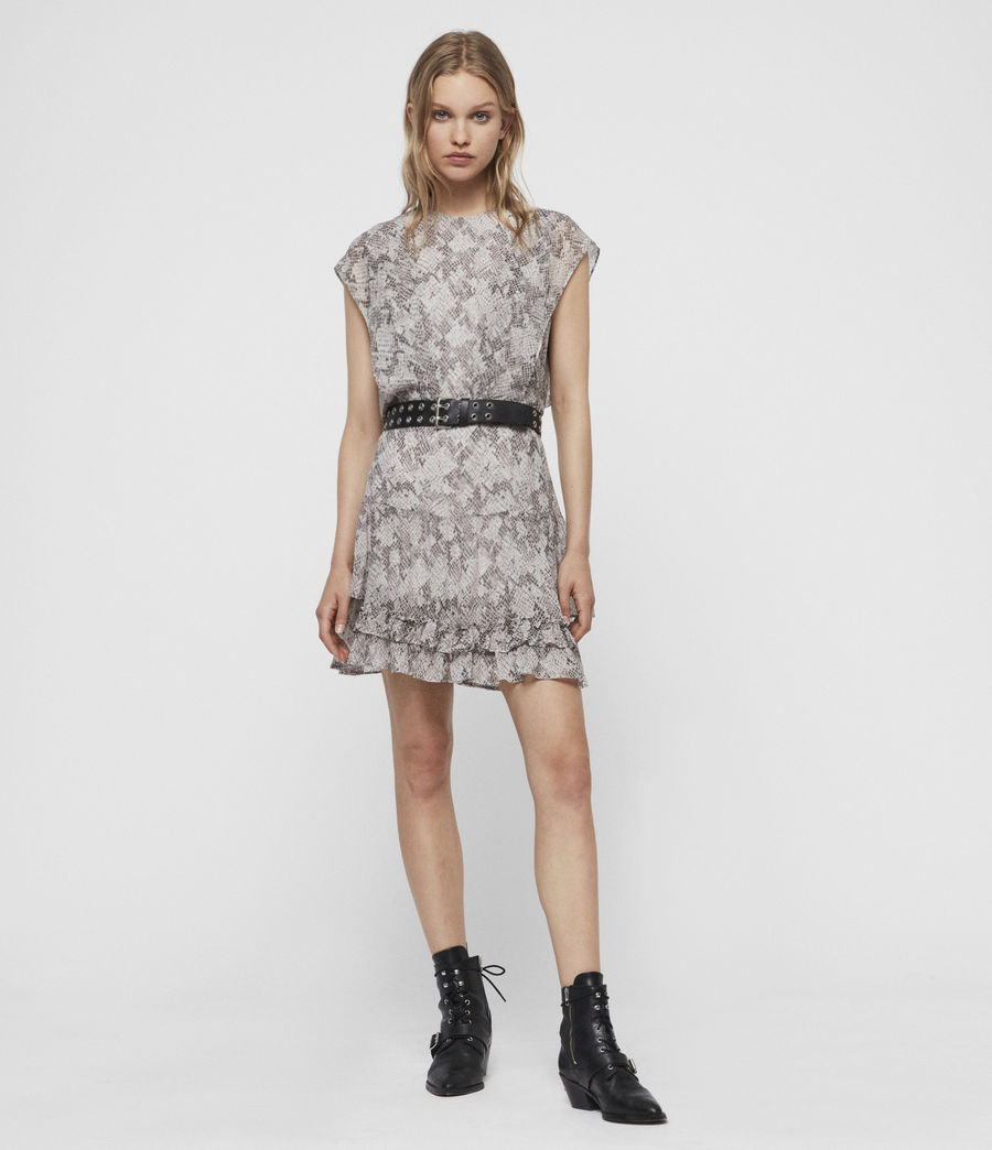 Women's Evely Midgard Dress (grey) - Image 2