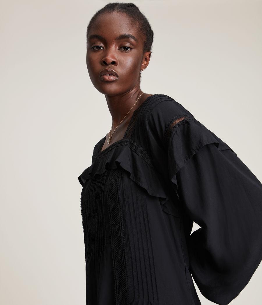 Women's Juliette Dress (black) - Image 5