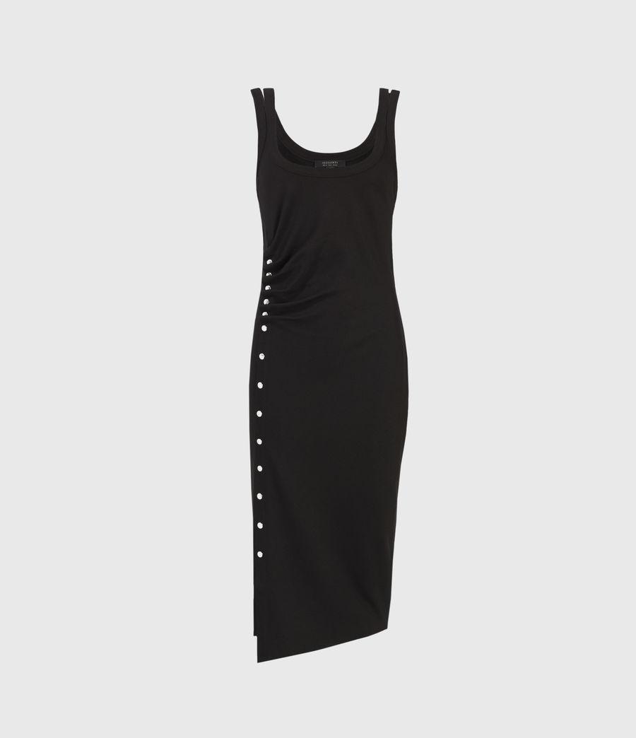 Mujer Hatti Sleeveless Dress (black) - Image 1