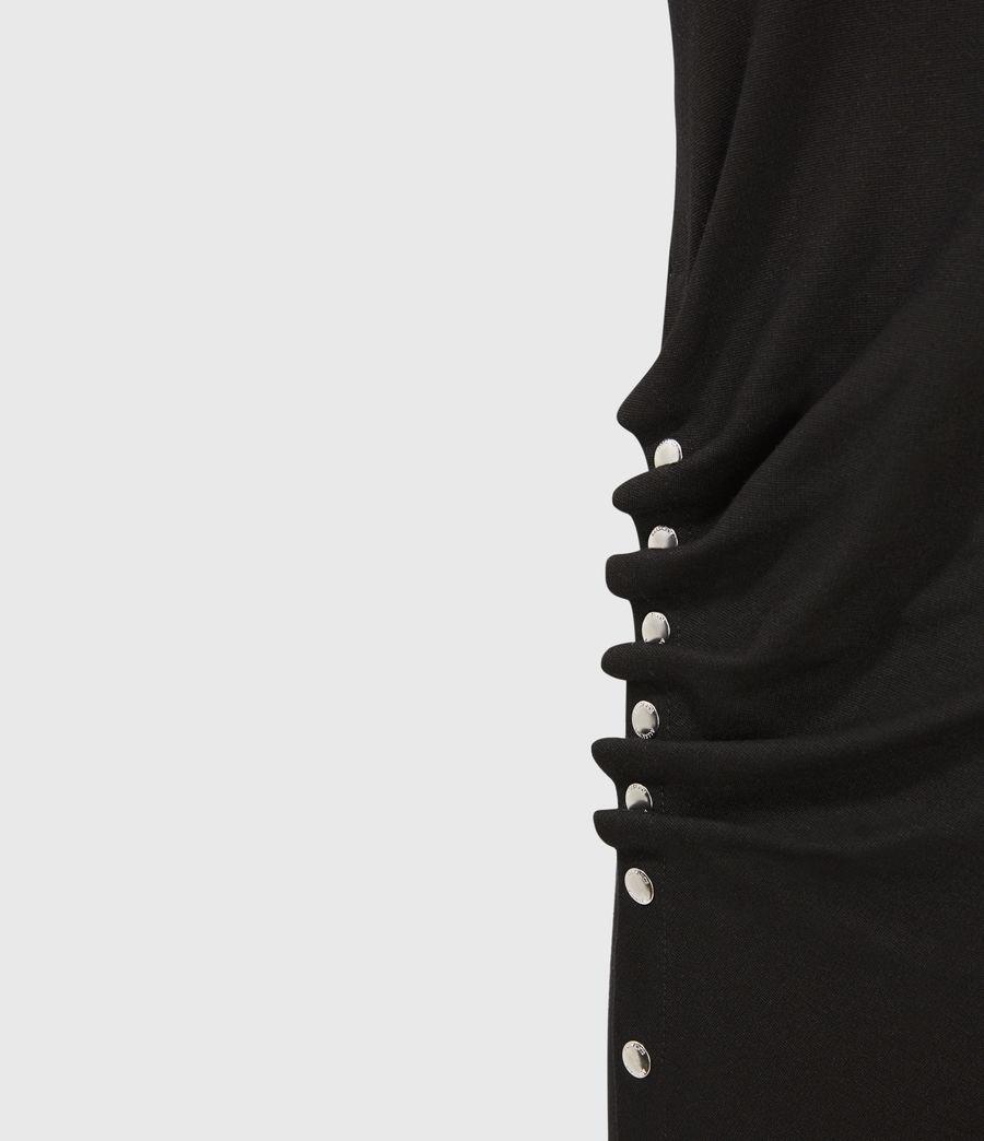 Mujer Hatti Sleeveless Dress (black) - Image 3