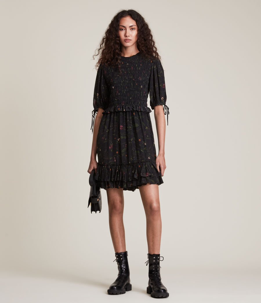 Damen Jaya Heligan Dress (black) - Image 1
