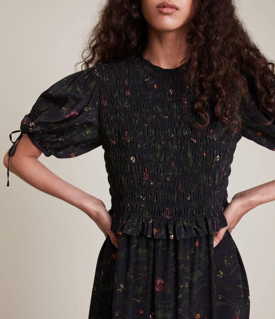 Damen Jaya Heligan Dress (black) - Image 2