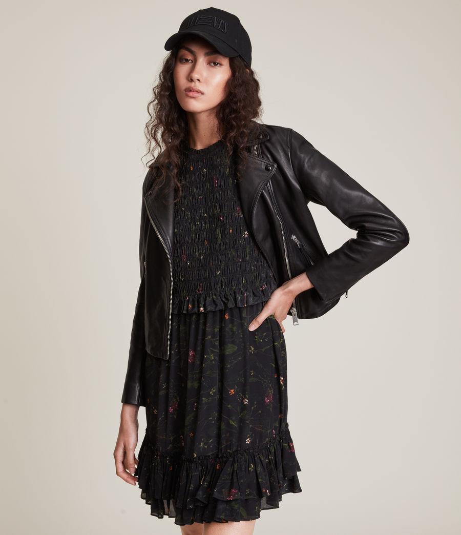 Damen Jaya Heligan Dress (black) - Image 3