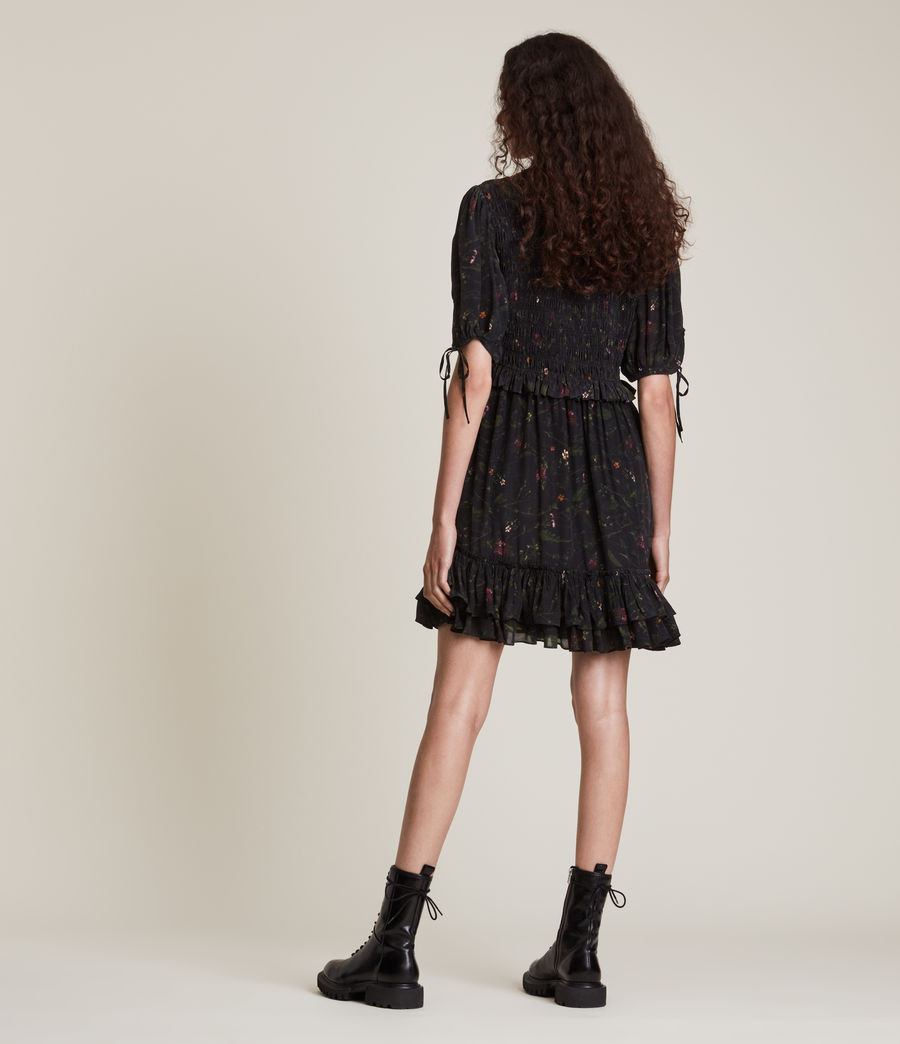 Damen Jaya Heligan Dress (black) - Image 6