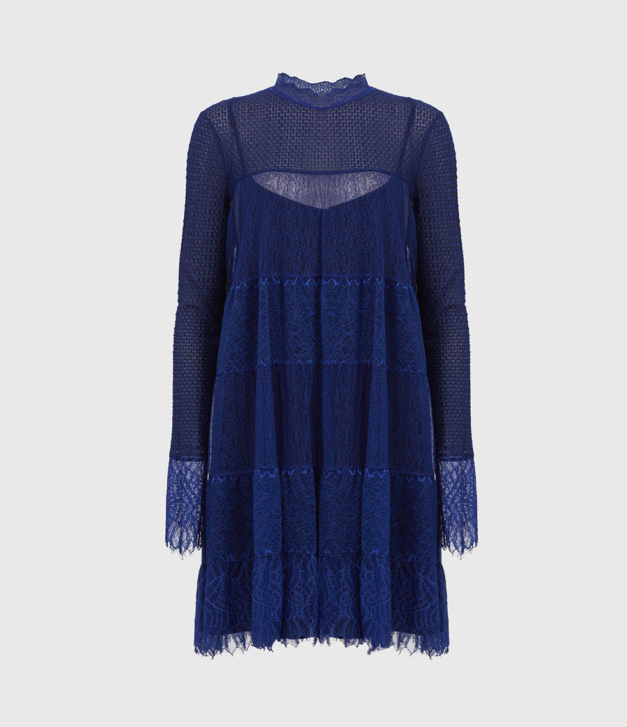 Women's Briella Dress (cobalt_blue) - Image 2