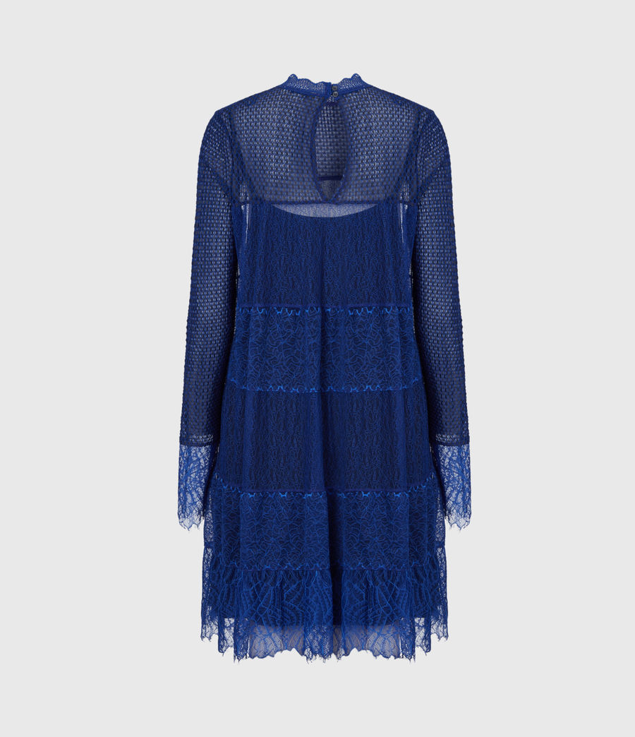 Women's Briella Dress (cobalt_blue) - Image 3
