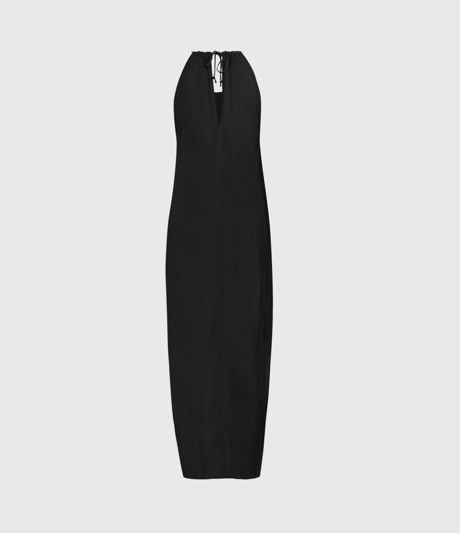 Women's Erin Dress (black) - Image 2