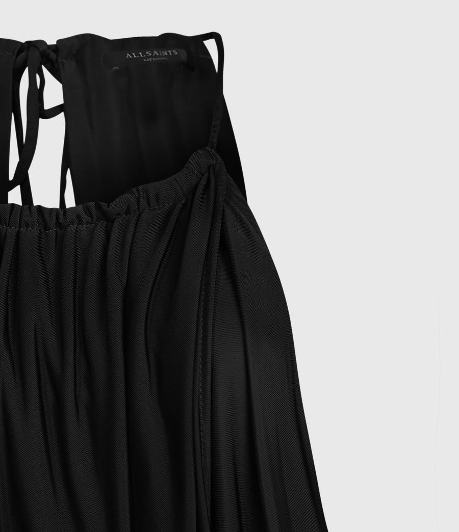 Women's Erin Dress (black) - Image 3