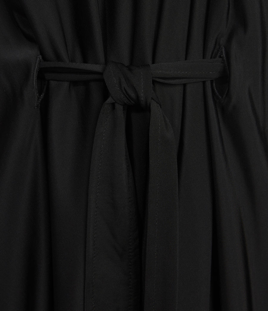 Women's Erin Dress (black) - Image 5