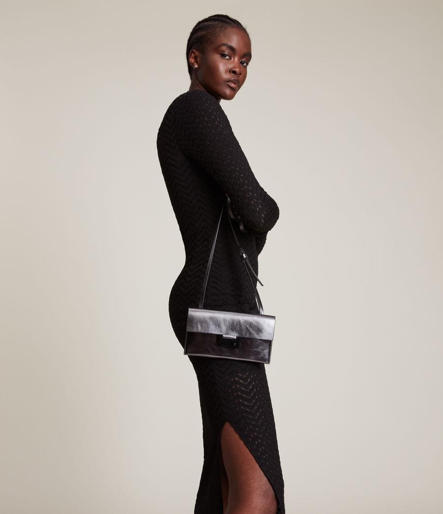 Women's Rae Lace Francesco Dress (black) - Image 4