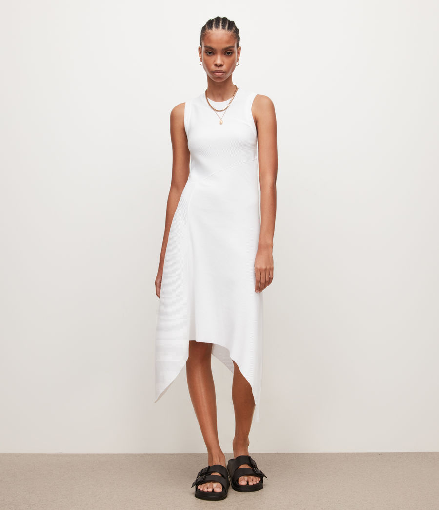 Damen Gia Kleid (optic_white) - Image 3