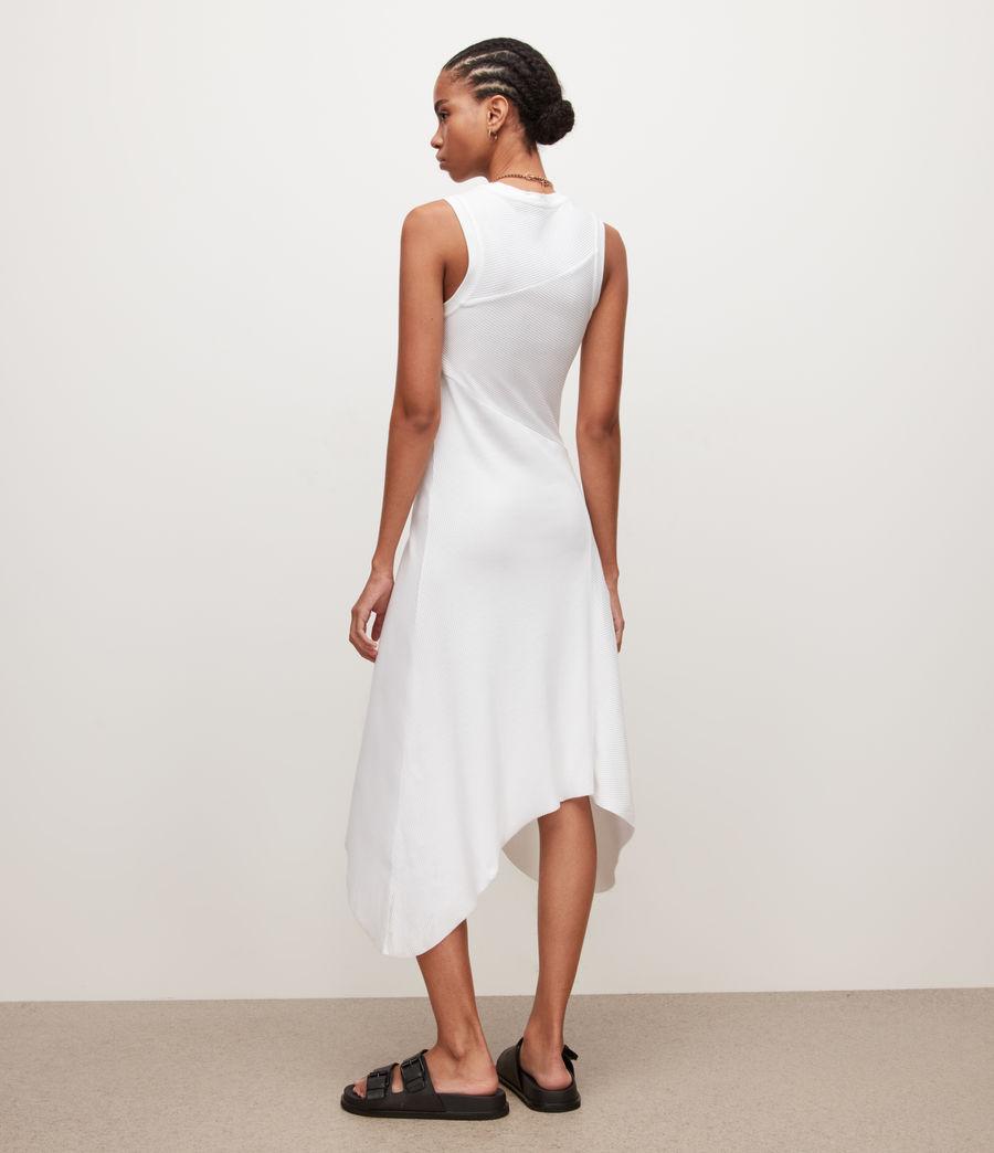 Damen Gia Kleid (optic_white) - Image 4