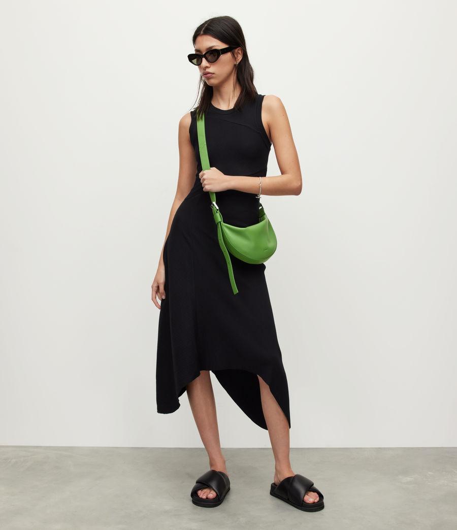 Womens Gia Dress (black) - Image 1