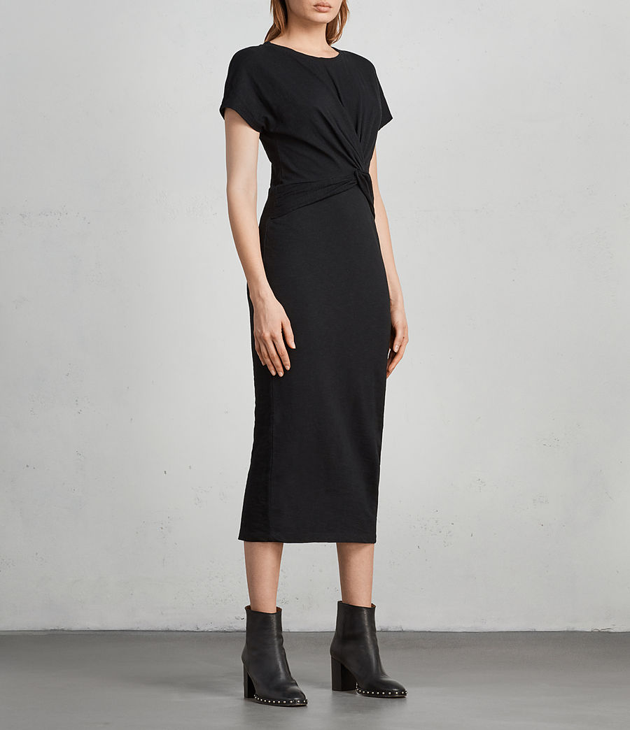 Paloma Long Dress by Allsaints