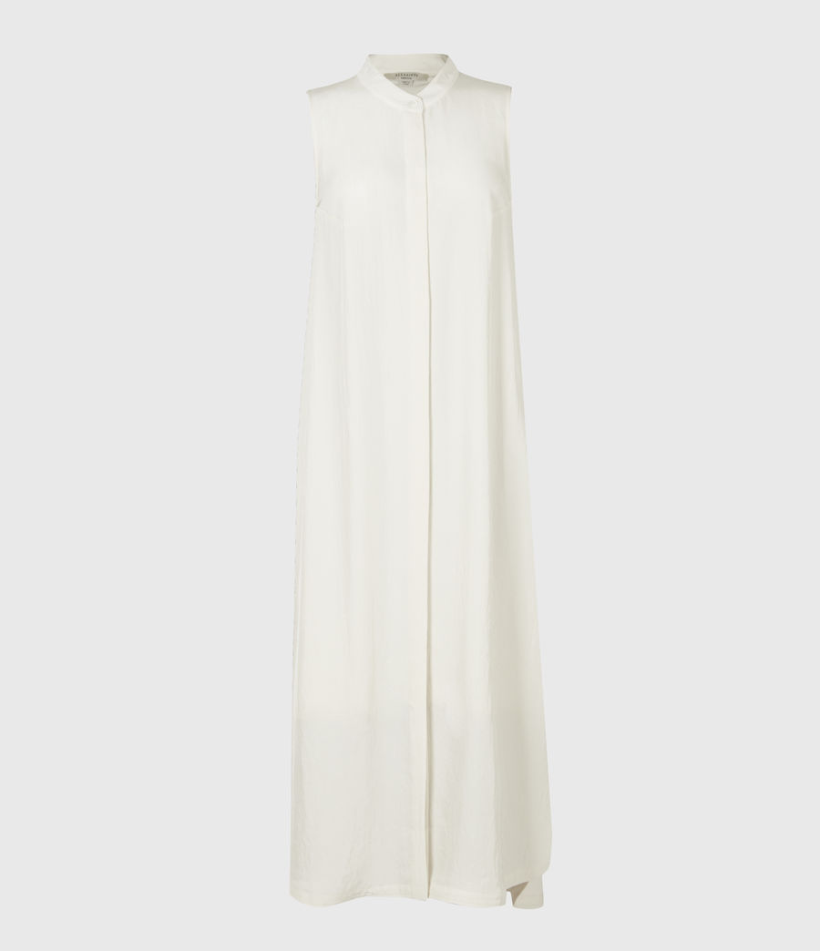 Womens Angelina 2-In-1 Dress (chalk_white) - Image 7