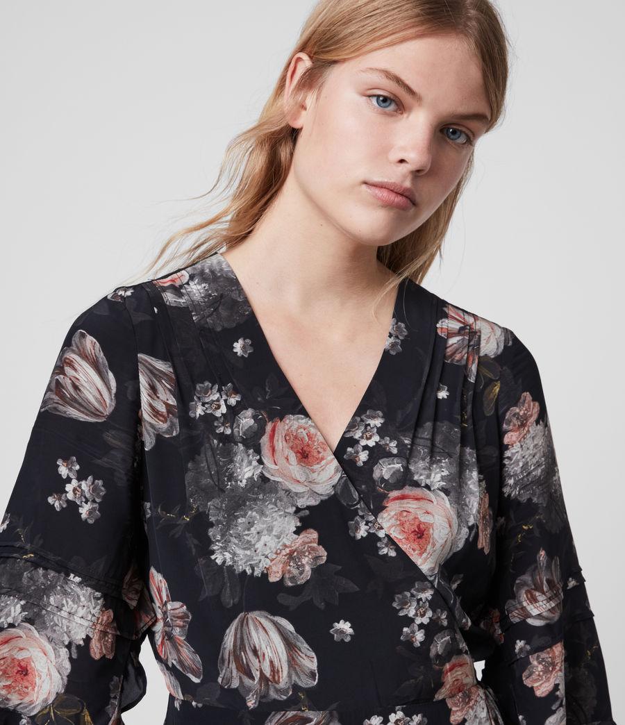 Damen Delana Eden Dress (black) - Image 2