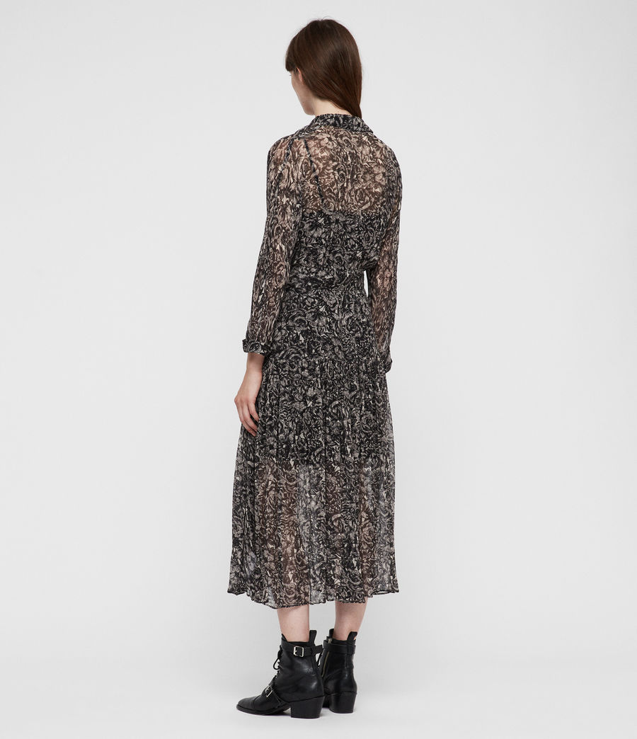 Women's Eley Rosey Dress (off_white) - Image 5