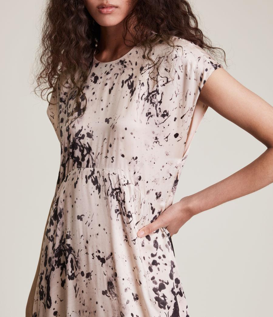 Women's Gianna Portland Silk Blend Dress (pink) - Image 5