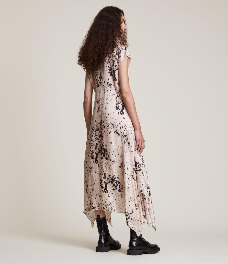 Women's Gianna Portland Silk Blend Dress (pink) - Image 6