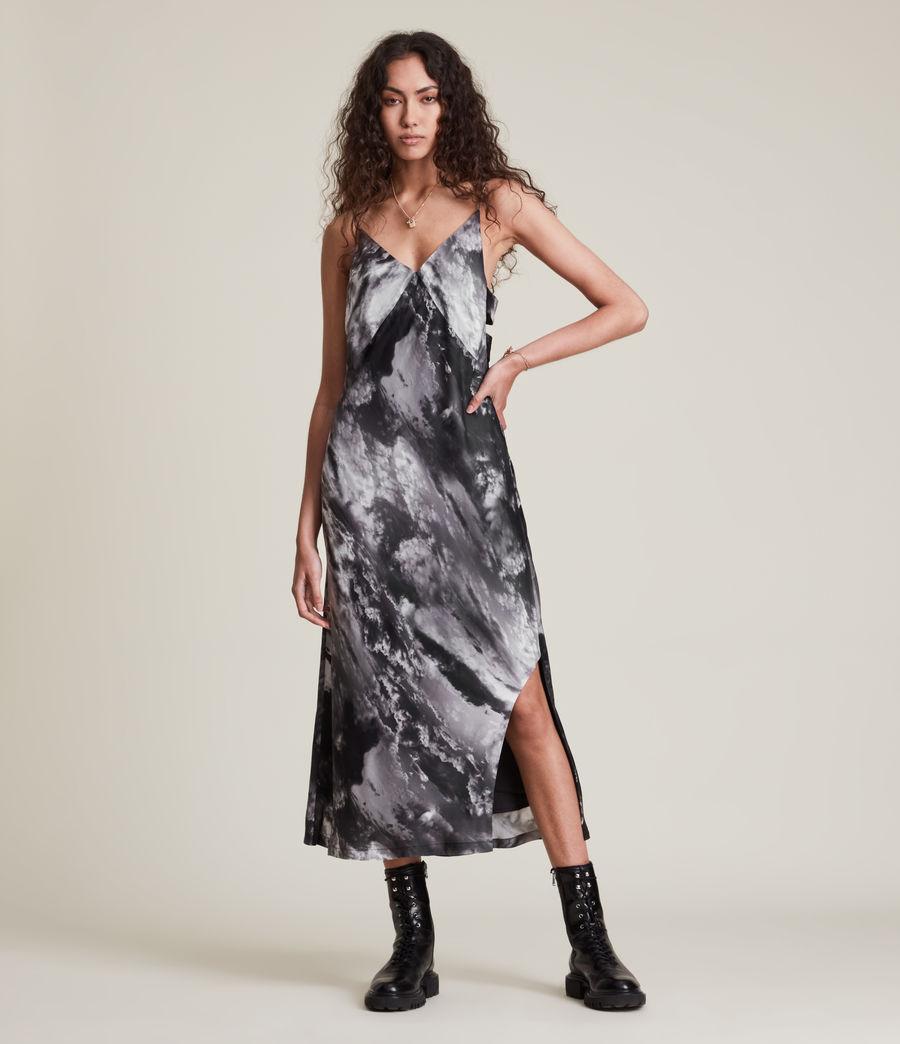 Women's Madeline Skye Dress (black) - Image 1