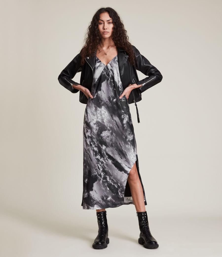 Women's Madeline Skye Dress (black) - Image 4