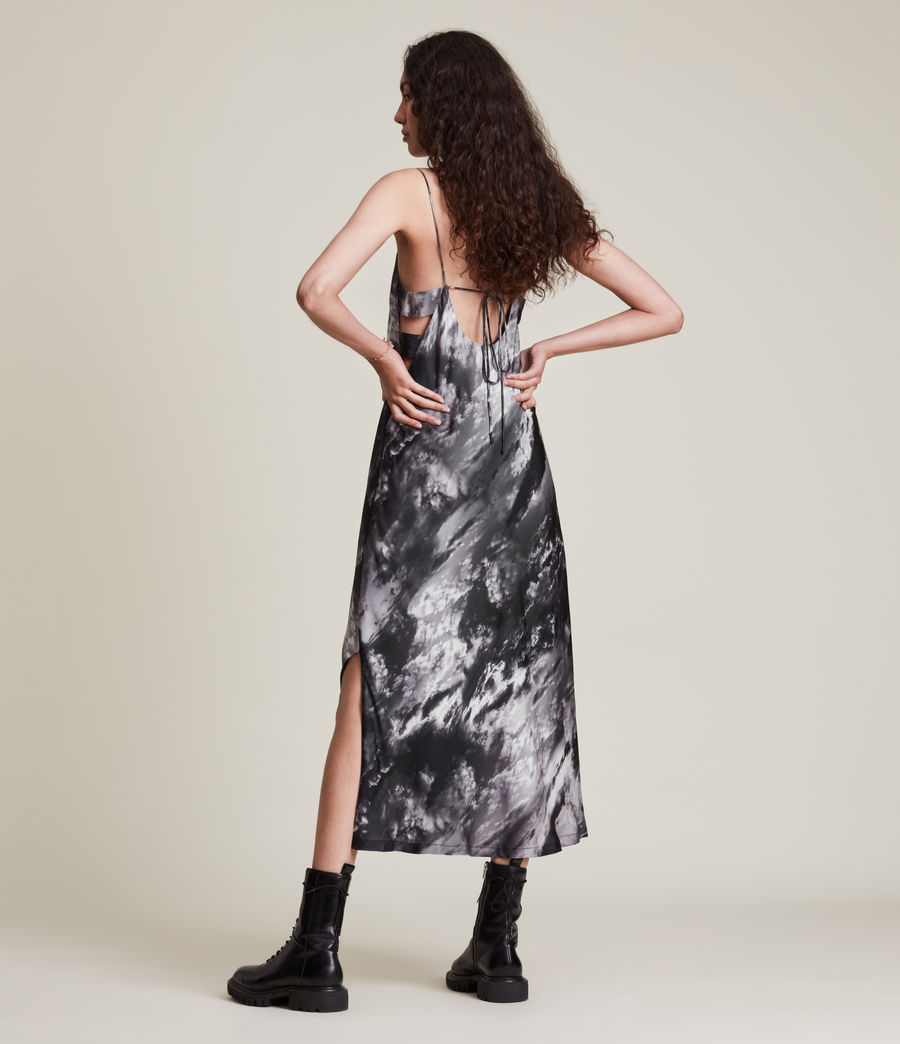 Women's Madeline Skye Dress (black) - Image 6
