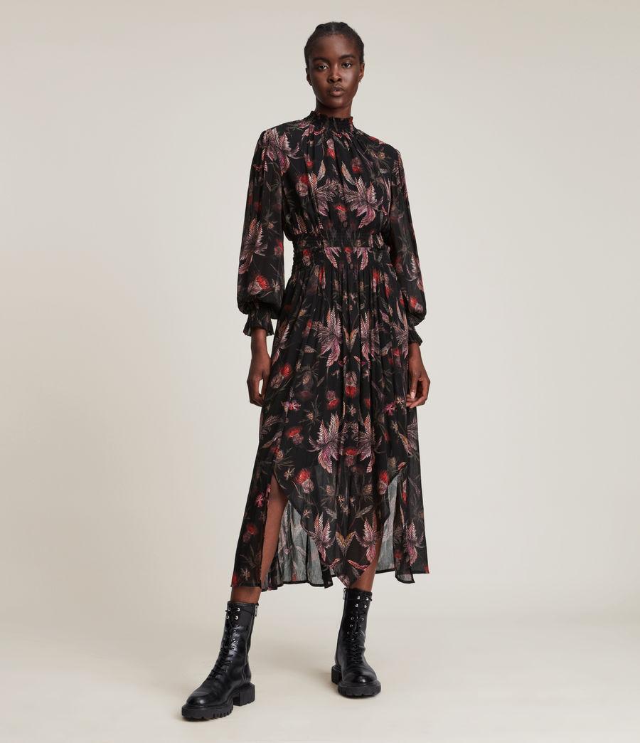 Damen Harriet Harris Dress (black) - Image 1
