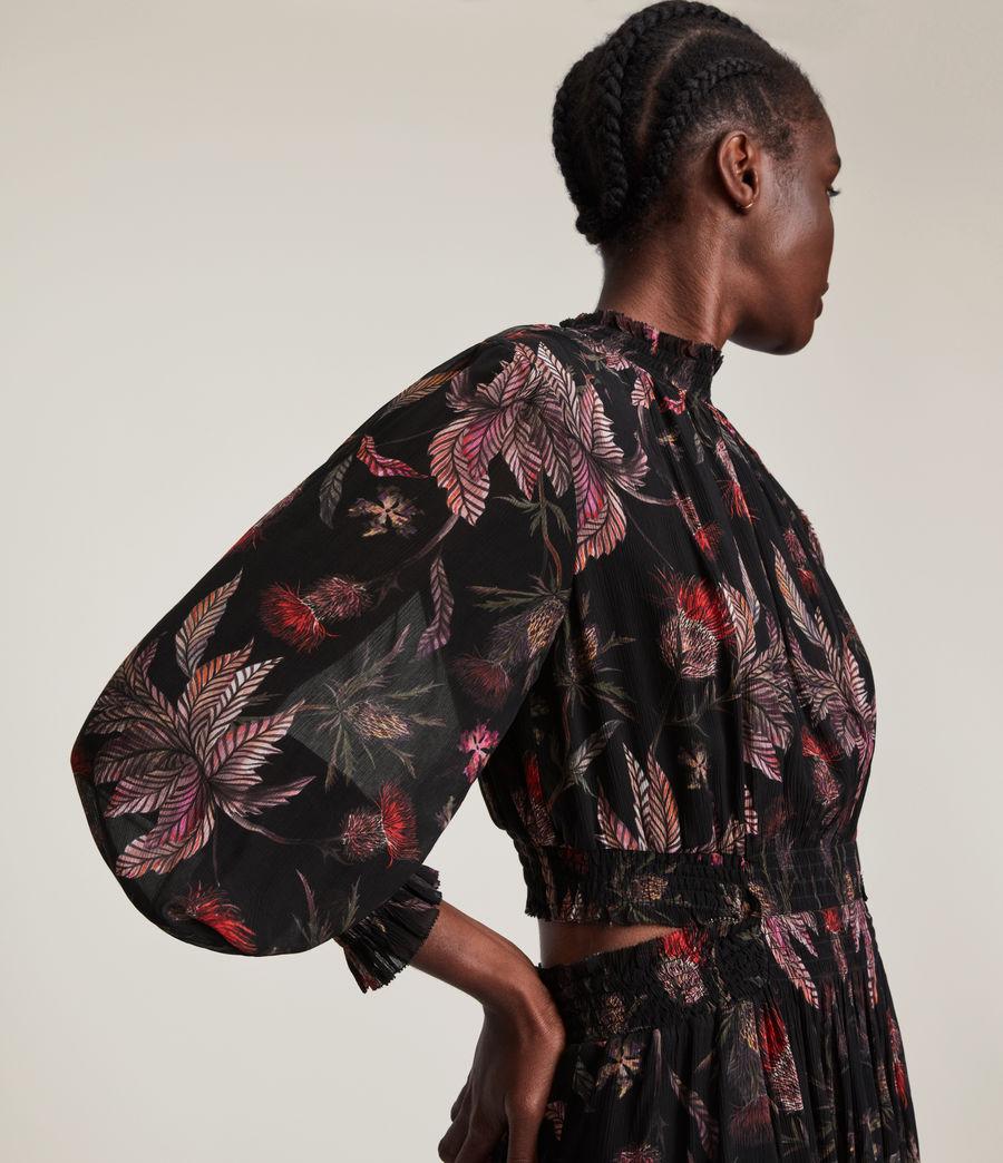 Damen Harriet Harris Dress (black) - Image 2