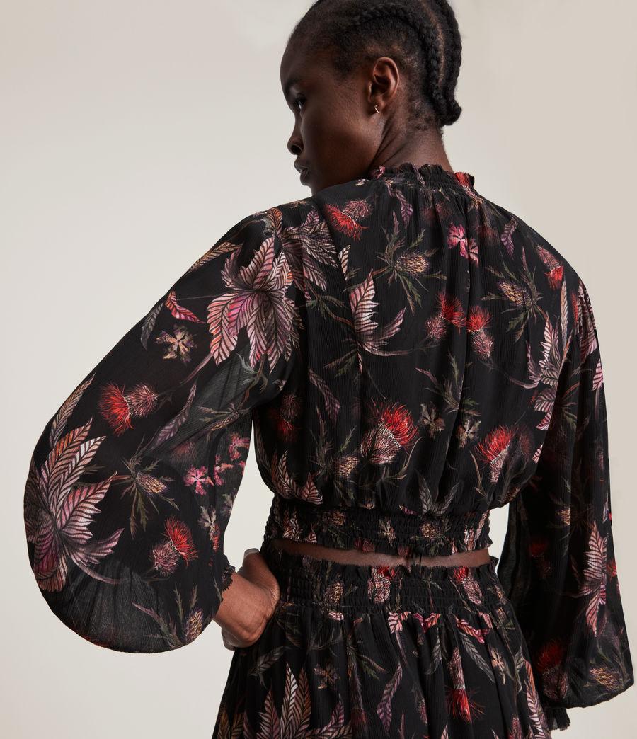 Damen Harriet Harris Dress (black) - Image 5