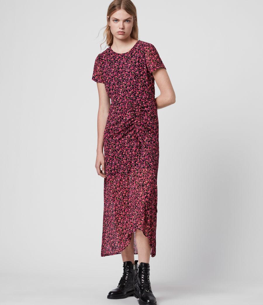 Women's Ariya Cheri Blossom Dress (pink) - Image 4