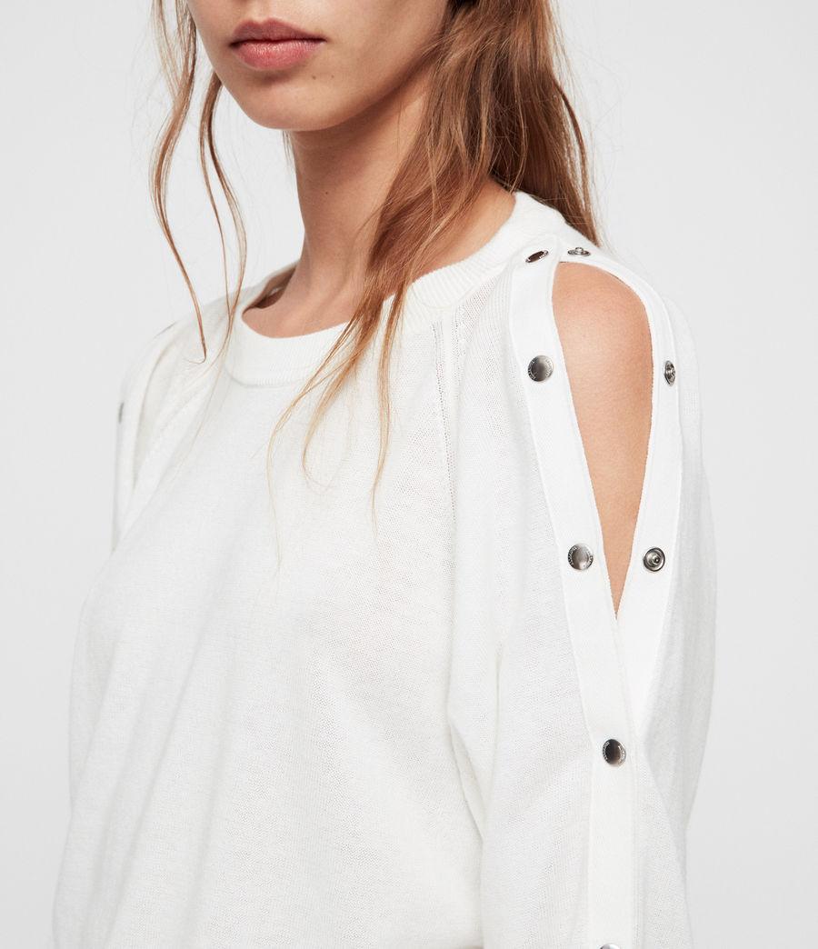 Donne Suzie Dress (ivory_white) - Image 2