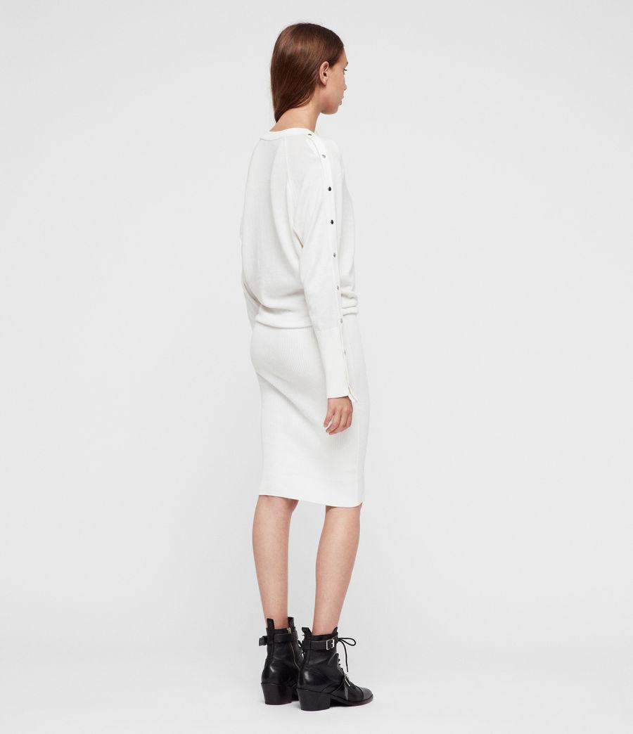 Donne Suzie Dress (ivory_white) - Image 5