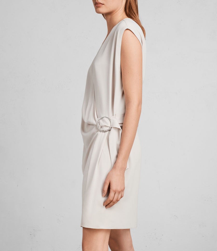 Womens Callie Dress (Pale Pink) - Image 1