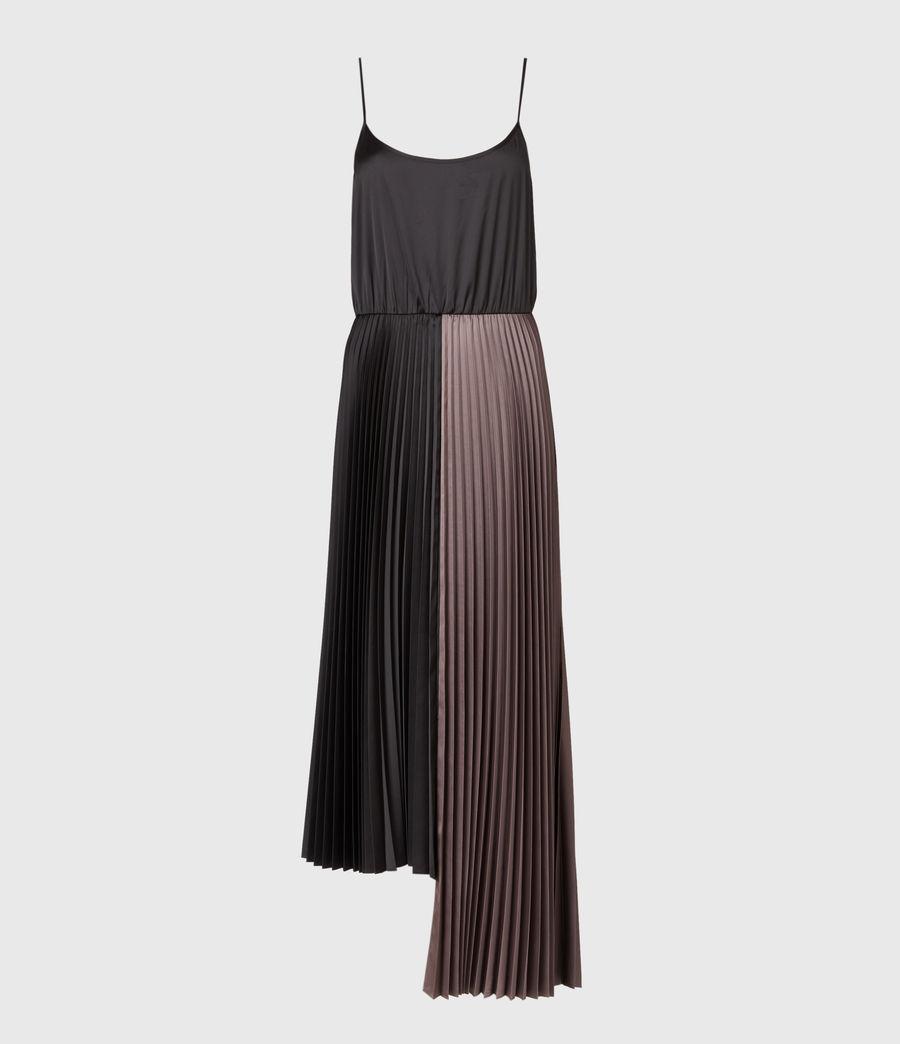 Damen Jessie 2-In-1 Dress (black_mink_pink) - Image 5